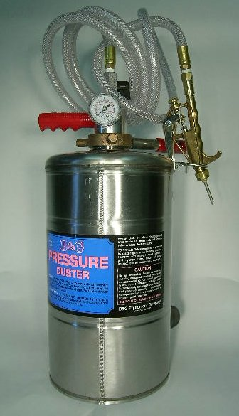 B Amp G 2200 Press To Blow Ss Duster Sprayers Dusters Foggers And Other Pest Control Equipment