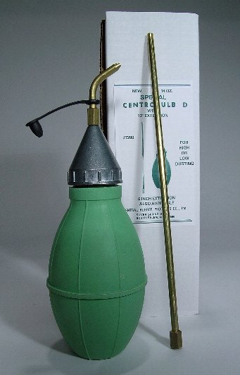 Centro Bulb Duster Extension Sprayers