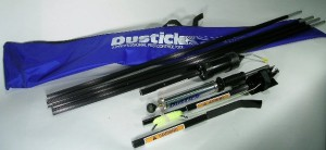 Dustick Deluxe Kit (comes w/Aerosol and Scraper Top)