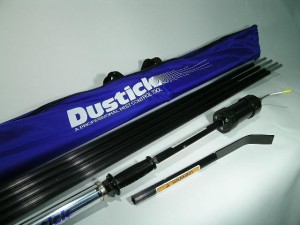 Dustick w/Scraper Top Kit
