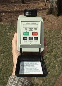 Watering Timer Gilmour Inline