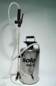 Two Gallon Stainless Stell Sprayer